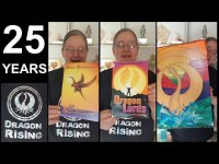 The Dragon Rising Story: Happy 25th Anniversary, dear Dragon Rising!
